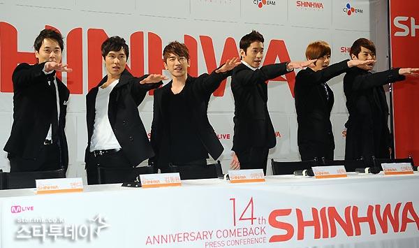 shinhwa14th