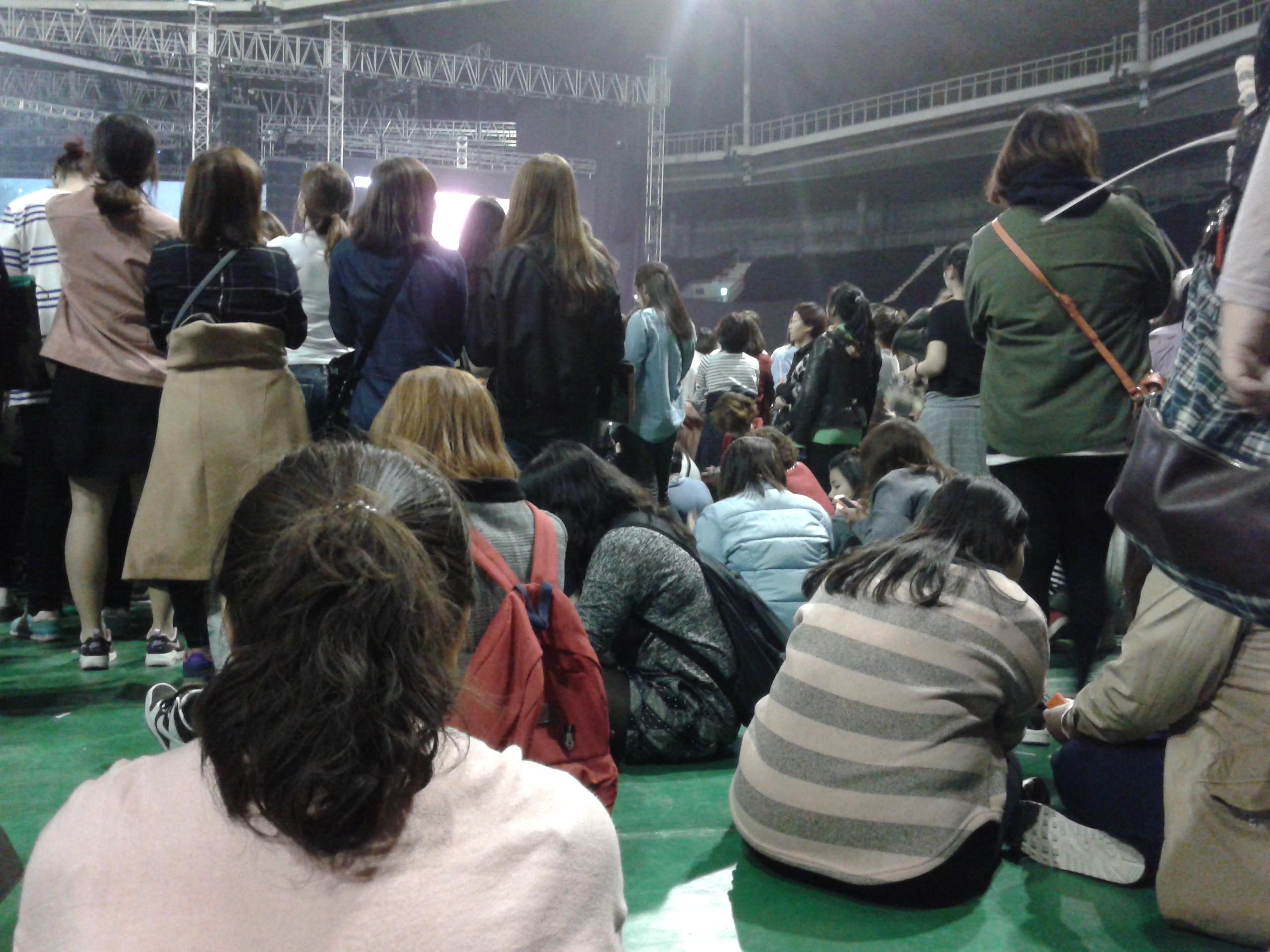 Fa 150322 shinhwa 17th anniversary concert crabbielife for 17th floor concert schedule